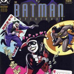 The Batman Adventures: Mad Love