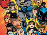 Batman: The Brave and The Bold Vol 1 1