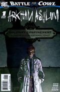 Battle for the Cowl Arkham Asylum 1