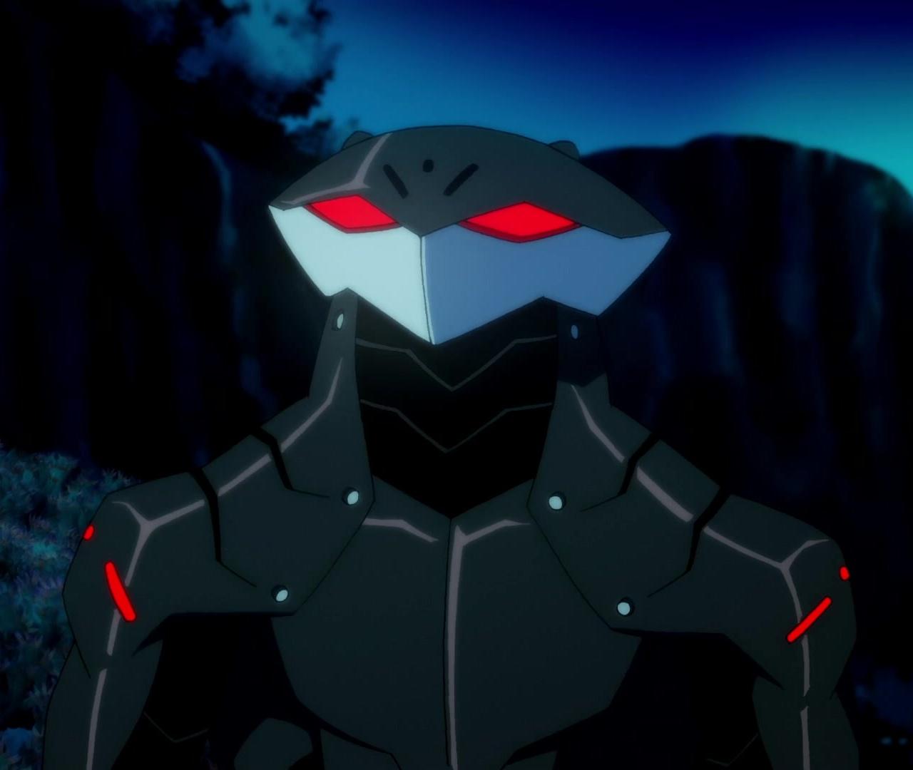 Black Manta (Earth-16)