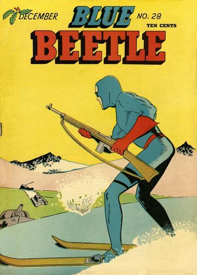 Blue Beetle Vol 1 28