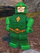 Charles Brown Lego Batman 0001