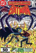 Detective Comics 550