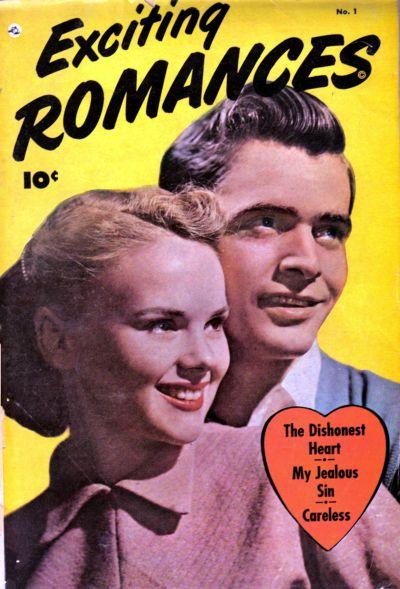 Exciting Romances Vol 1