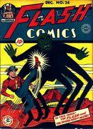 Flash comics 24