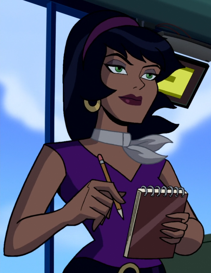 Georgette Taylor (The Brave and the Bold)