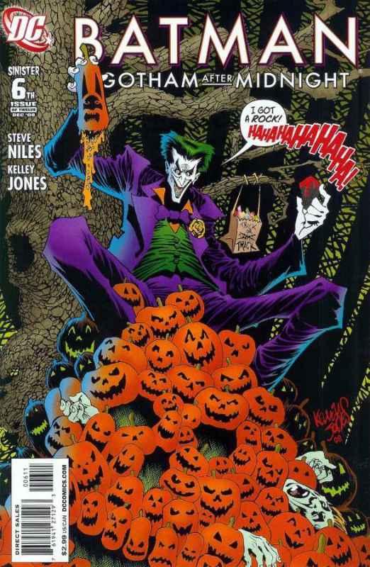 Batman: Gotham After Midnight Vol 1 6