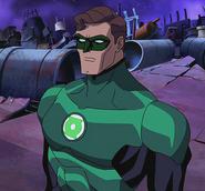 Hal Jordan First Flight 001