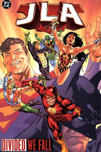 JLA: Divided We Fall (Collected)