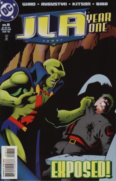 JLA: Year One Vol 1 8