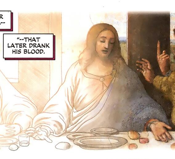 Jesus of Nazareth (Prime Earth)