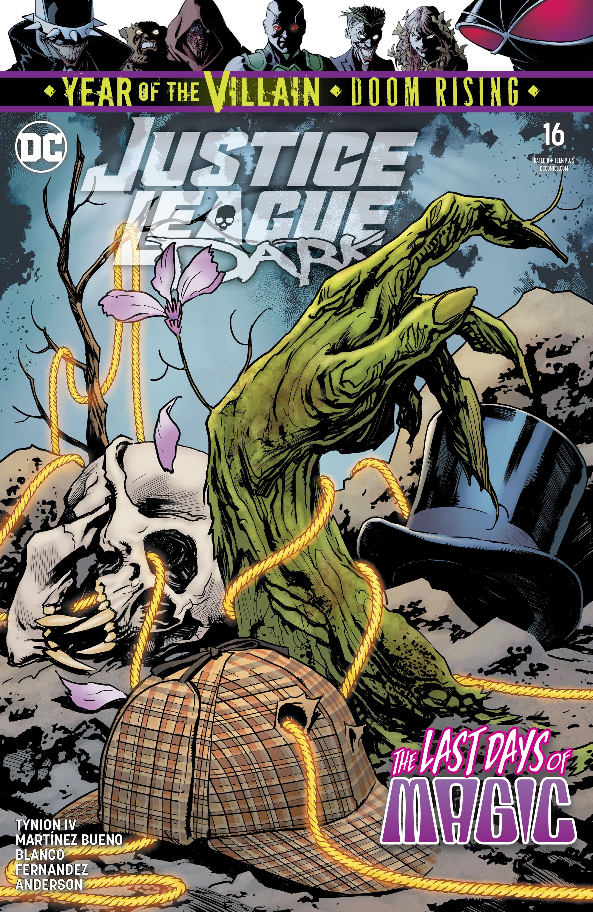 Justice League Dark Vol 2 16
