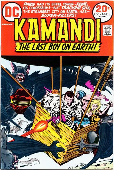 Bats (Earth-AD)