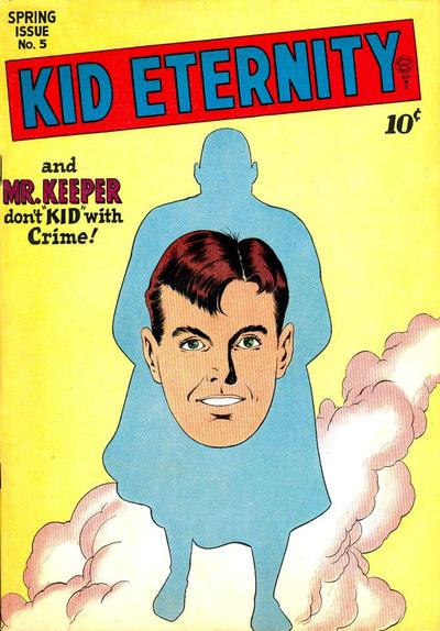 Kid Eternity Vol 1 5