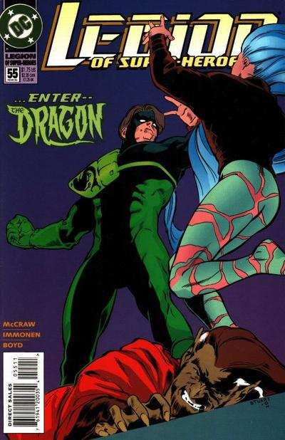 Legion of Super-Heroes Vol 4 55