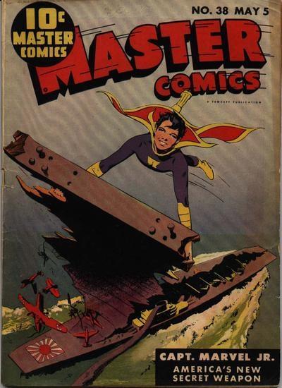 Master Comics Vol 1 38
