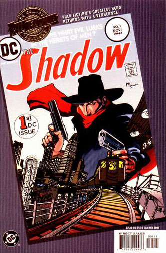 Millennium Edition: The Shadow Vol 1 1