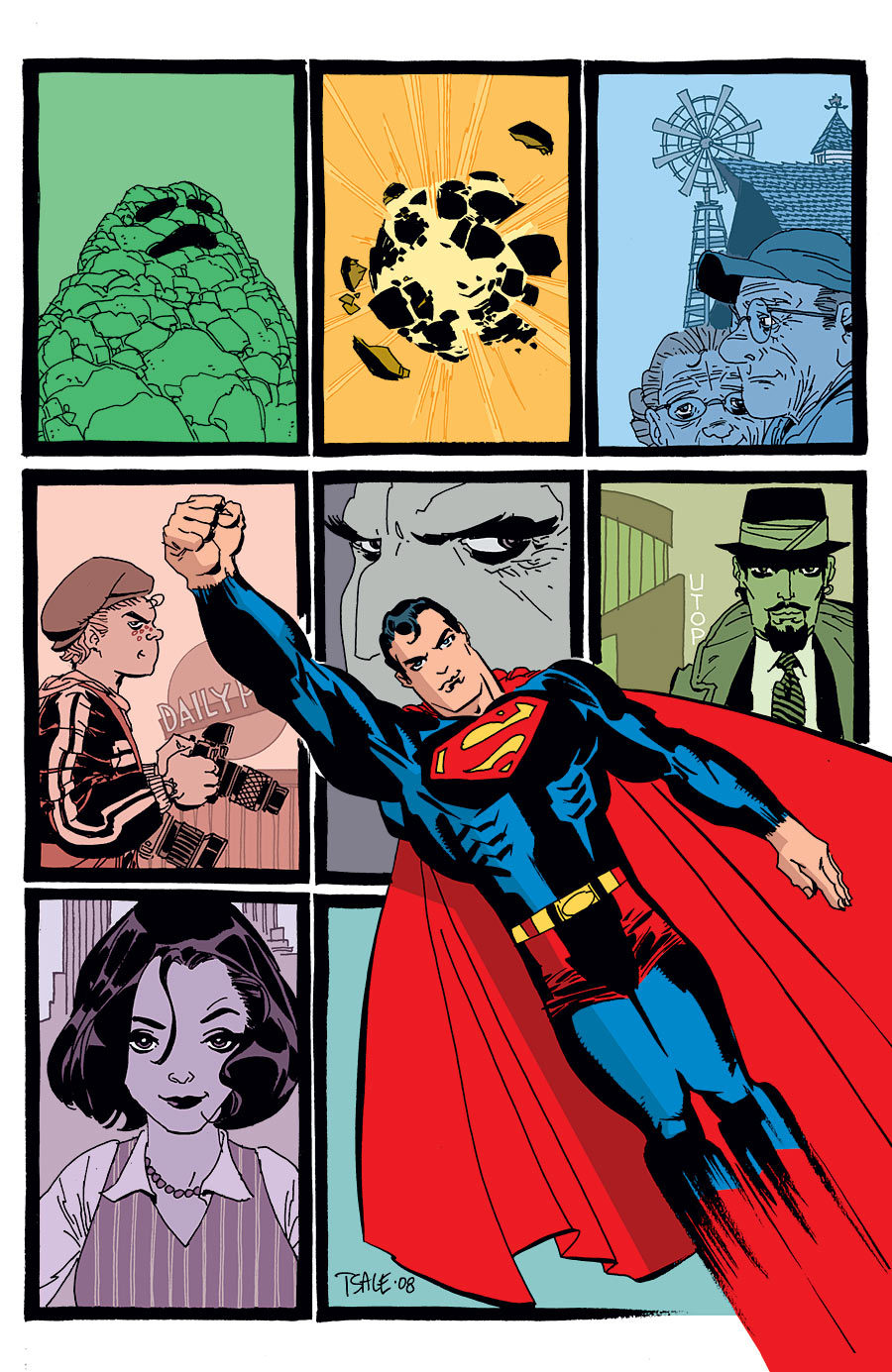 Superman: Kryptonite (Collected)
