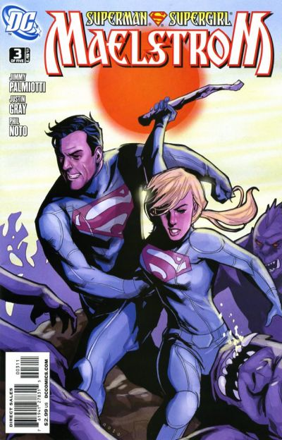 Superman/Supergirl: Maelstrom Vol 1 3