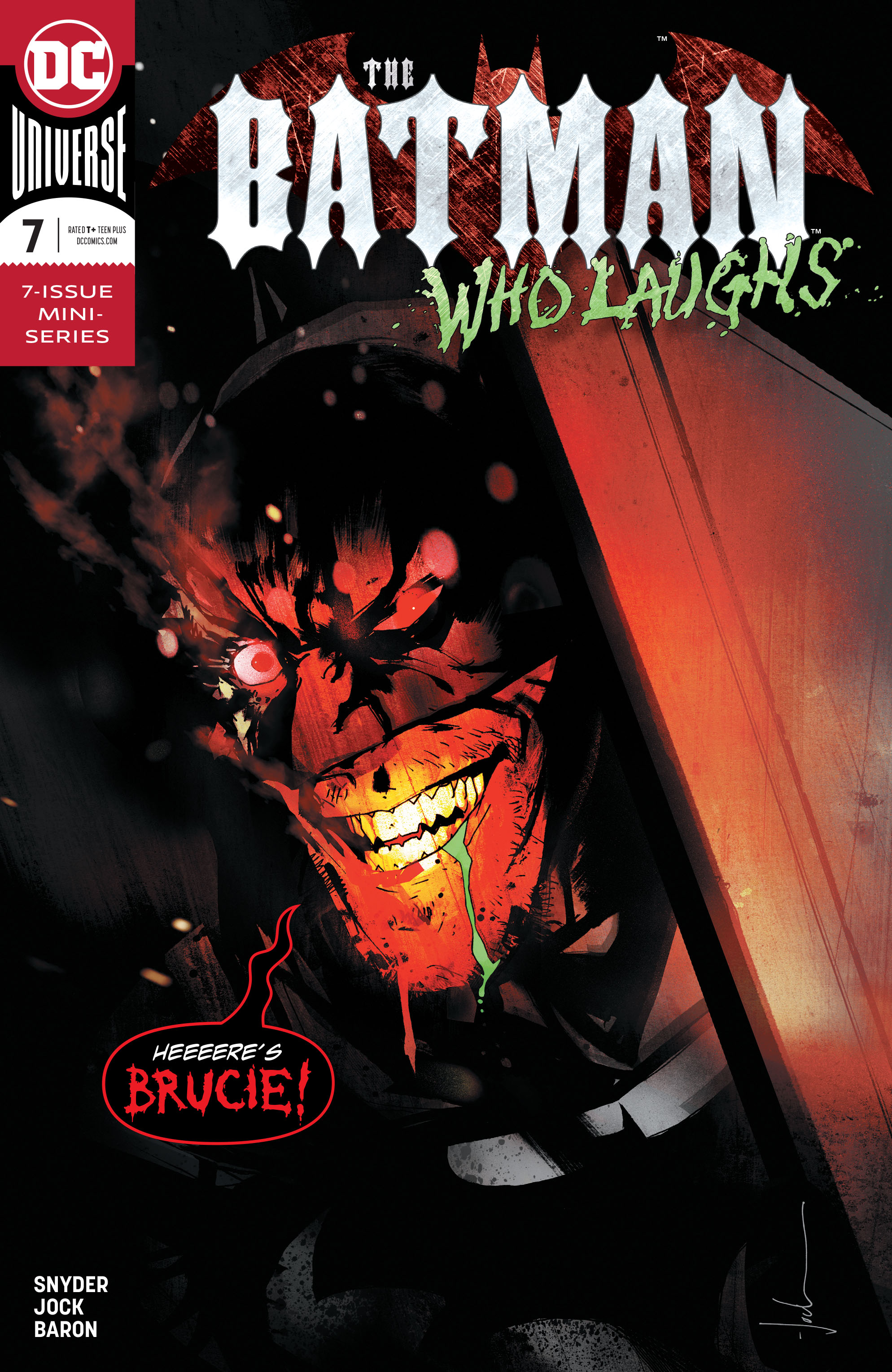 The Batman Who Laughs Vol 2 7