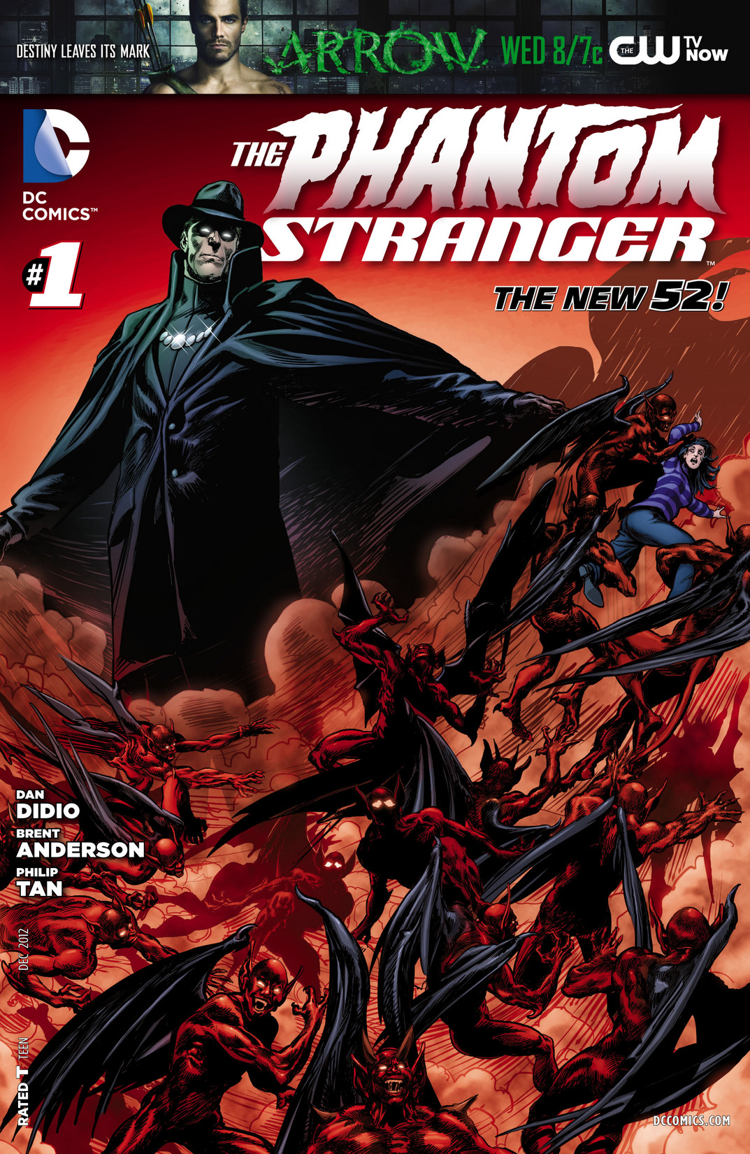 The Phantom Stranger Vol 4 1