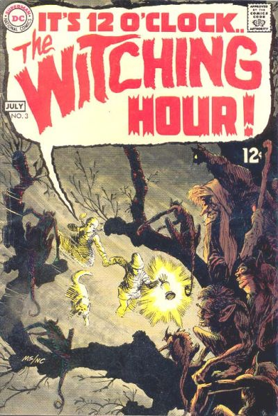 The Witching Hour Vol 1 3