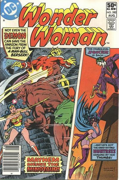 Wonder Woman Vol 1 282