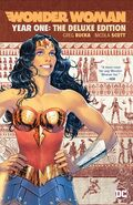Wonder Woman Year One The Deluxe Edition