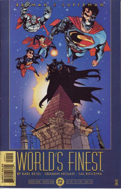 World's Finest Vol 3 9