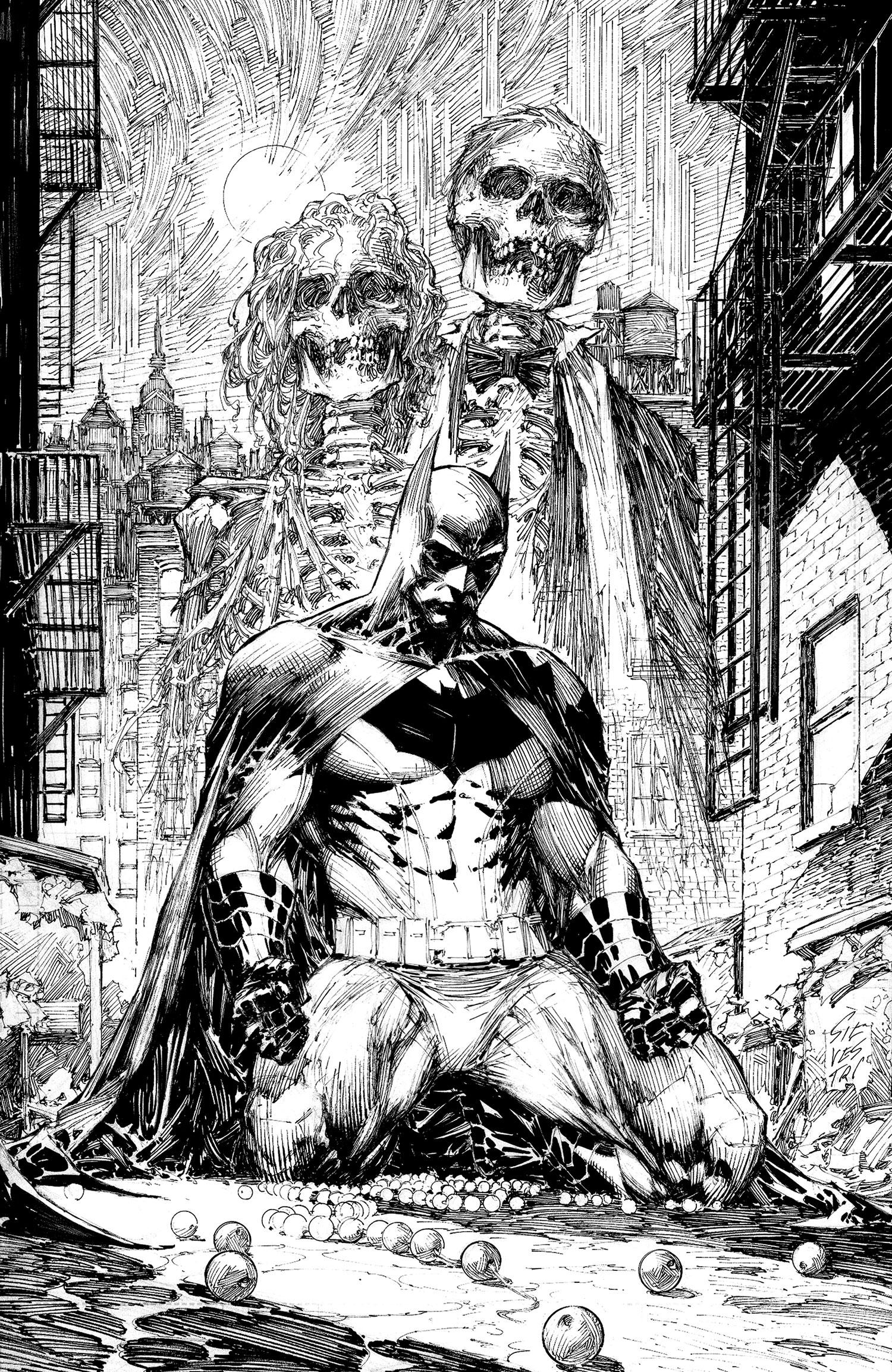 Batman Black and White Vol 1