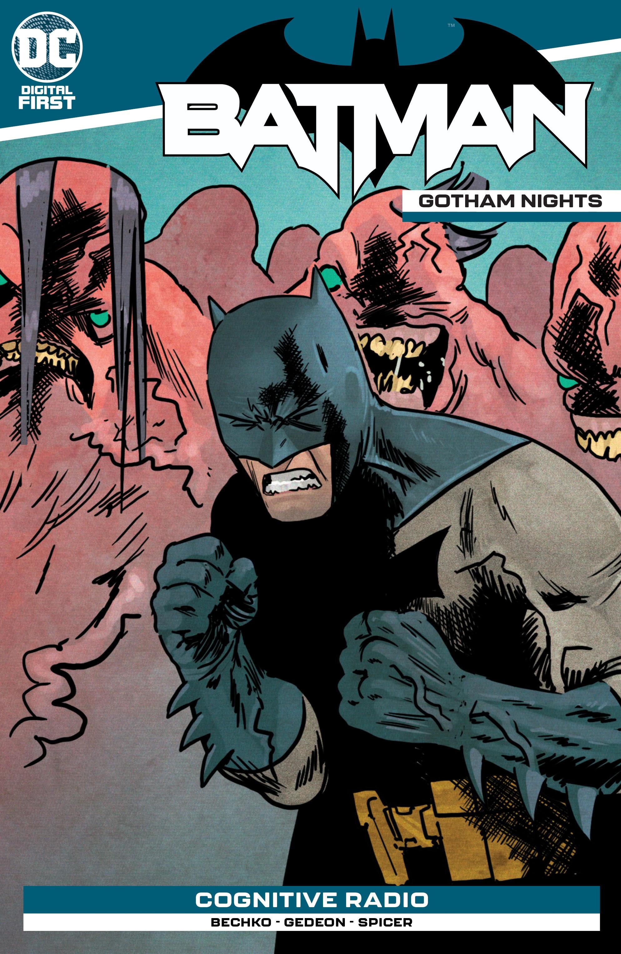 Batman: Gotham Nights Vol 1 21 (Digital)