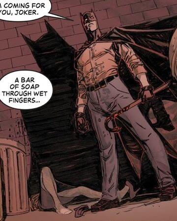 Bruce Wayne Last Laugh Dc Database Fandom
