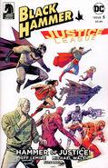 Black Hammer Justice League Hammer of Justice! Vol 1 5