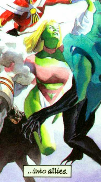 Brainiac's Daughter (Earth-22)
