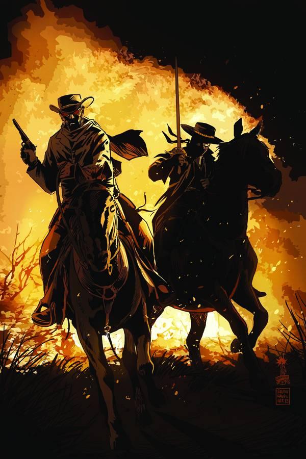 Django/Zorro Vol 1 1