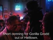 Gorilla Grodd Flash 1990 TV Series 0001