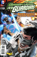 Green Lantern New Guardians Vol 1 30