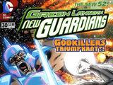 Green Lantern: New Guardians Vol 1 30
