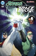 Green Lantern Space Ghost Special Vol 1 1