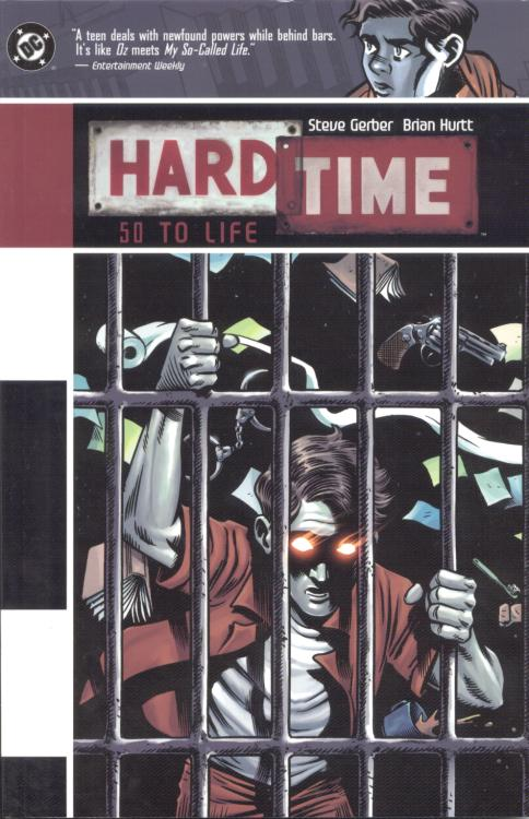 Hard Time: 50 to Life (Collected)