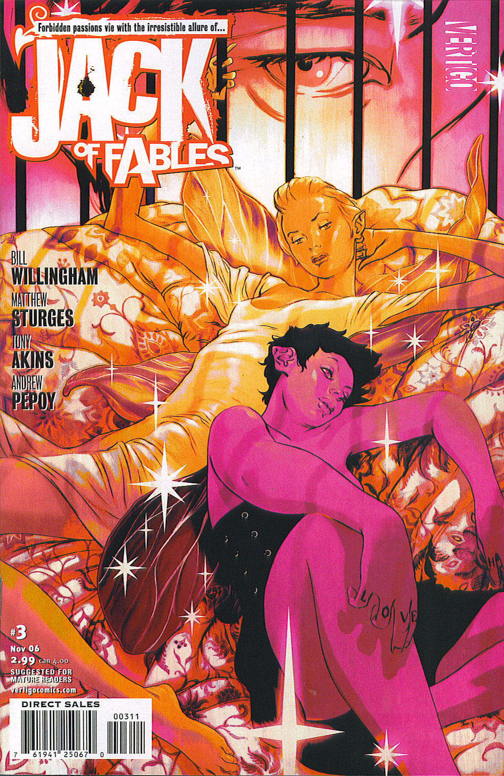 Jack of Fables Vol 1 3