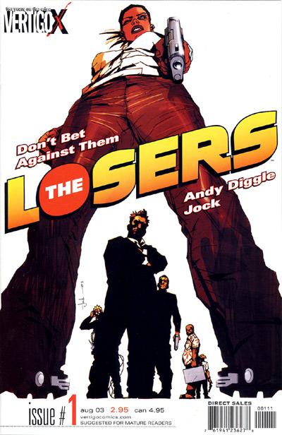 Losers Vol 1 1