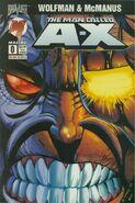 Man Called A-X Vol 1 0