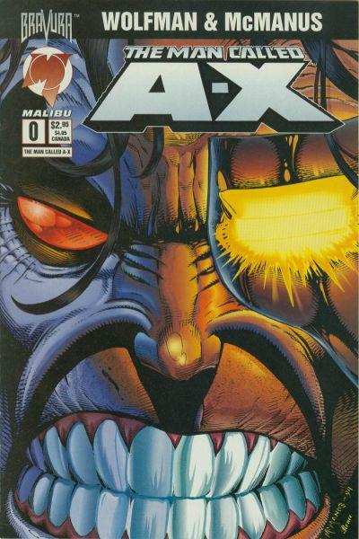 Man Called A-X Vol 1