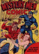Mystery Men Comics Vol 1 12