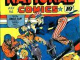 National Comics Vol 1