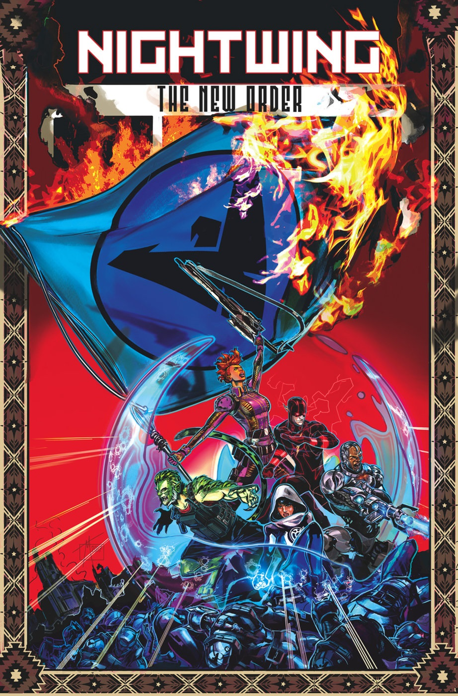 Titans (The New Order)