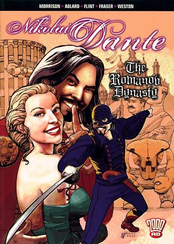 Nikolai Dante: The Romanov Dynasty (Collected)