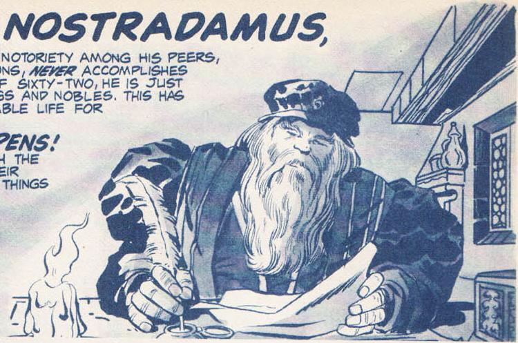 Nostradamus (New Earth)
