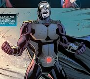 Outkast Arrowverse Antimatter Universe 001